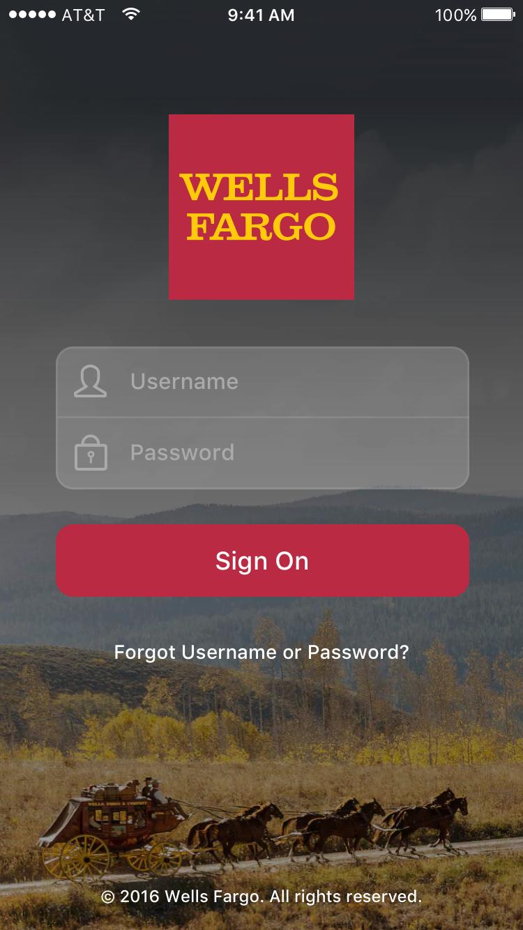 Wells Fargo - Download the New Mobile App!
